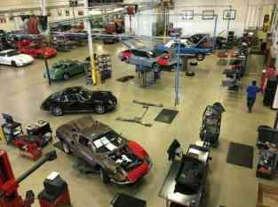 Се продава голема работилница за автомобили во Дубаи