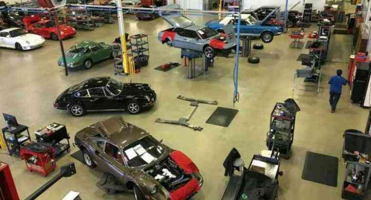 Big car workshop for sale in Dubai