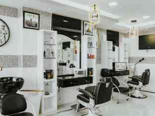 Profitable Gents Salon de vânzare în Dubai
