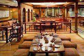 두바이에서 판매하는 레스토랑