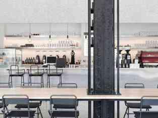 두바이에서 판매되는 카페 및 카페테리아