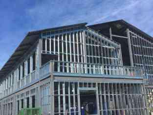 Steel framing business for sale in Dubai
