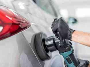 두바이에서 판매되는 자동차 연마 사업