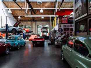 Well Running Car workshop for sale in Dubai
