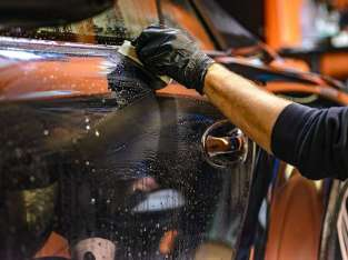 Well Running Car care business for sale in Dubai