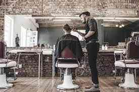 Active barber shop for sale in Dubai