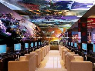 VIP Gaming Cafe amidy (solosaina High End Gaming) Dubai