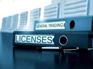 Trading License for sale in Dubai