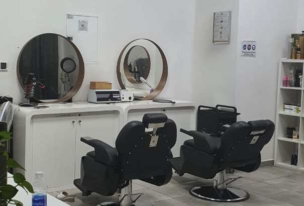 Well Maintained Ladies saloon for sale