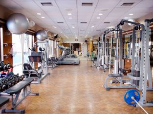 Active Well Running GYM for Sale for sale in UAE