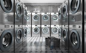 Running Laundry Shop for sale in Dubai