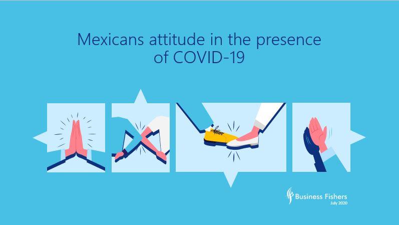 Mexicans attitude in the presence of COVID-19