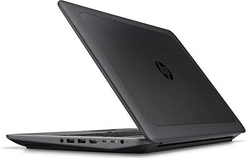 (Renewed) HP Intel Core i7 6700HQ 15.6-Inch (39.62 cms) 1920 X 1080 Laptop (64 GB/4 GB SSD/Windows/Intel HD Graphics & Nvidia 1000m/Grey/2.7 Kg), Zbook 15