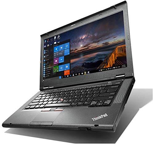 (Renewed) Lenovo Intel Core i5 3320M 14-Inch (35.56 cms) 1366x768 Laptop (8 GB/500 GB HDD/Windows 10/MS Office Pro 2019 /Intel HD Graphics 4000/Black/1.60 Kg), Thinkpad T430