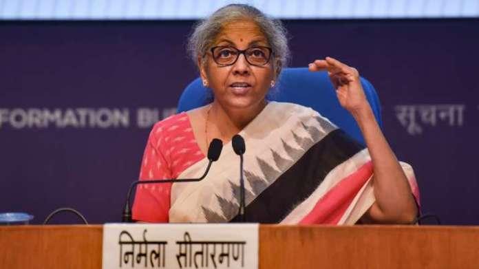 Nirmala Sitharaman economy growth, Nirmala Sitharaman On indian economy, Nirmala Sitharaman CII Annu