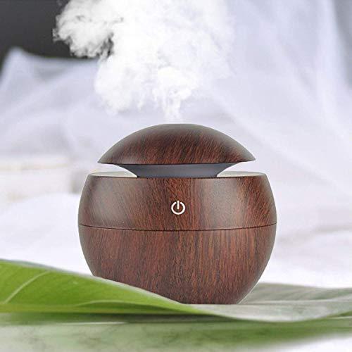 Smart Shop Brandshoppy Medium Wooden humidifier Ultrasonic Home Portable Room Air Purifier Diffuser (Multicolor)