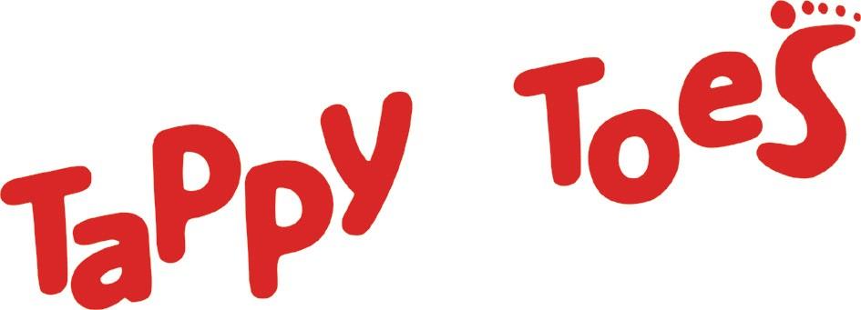 mumpreneur run business tappy toes logo