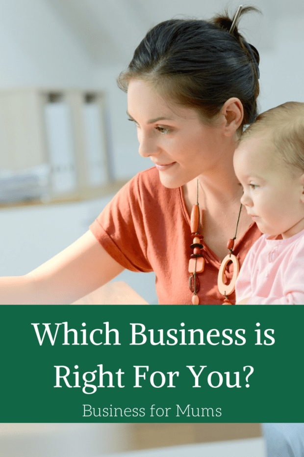 Which business is right for you