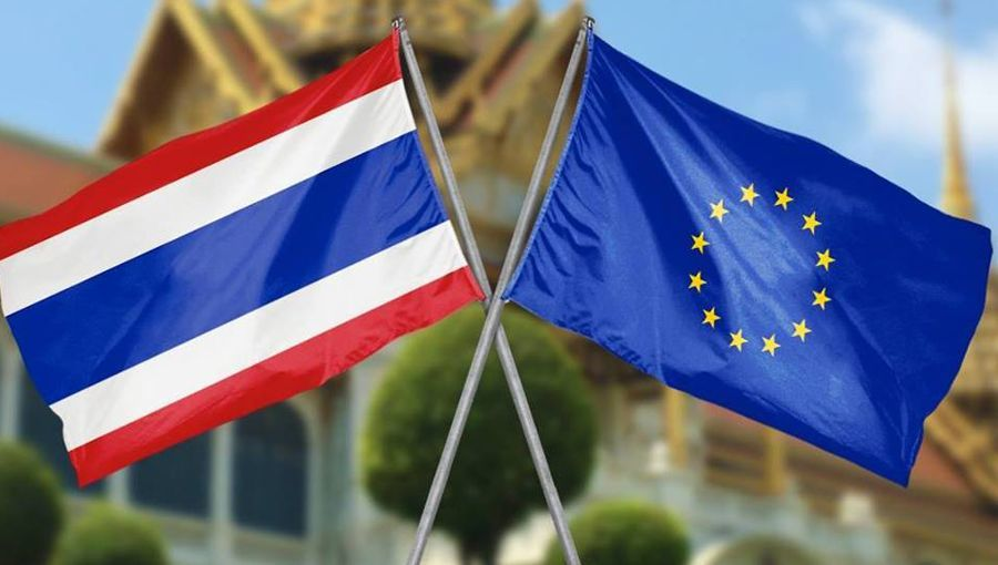 Thailand and EU prepare for signing of a strategic trade partnership