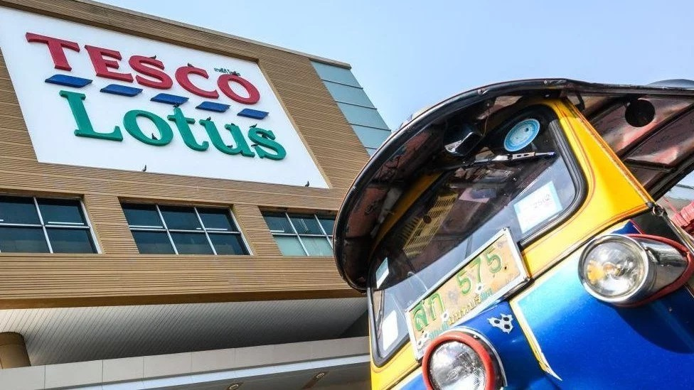 Thailand CP Group's take over bid for Tesco Asia