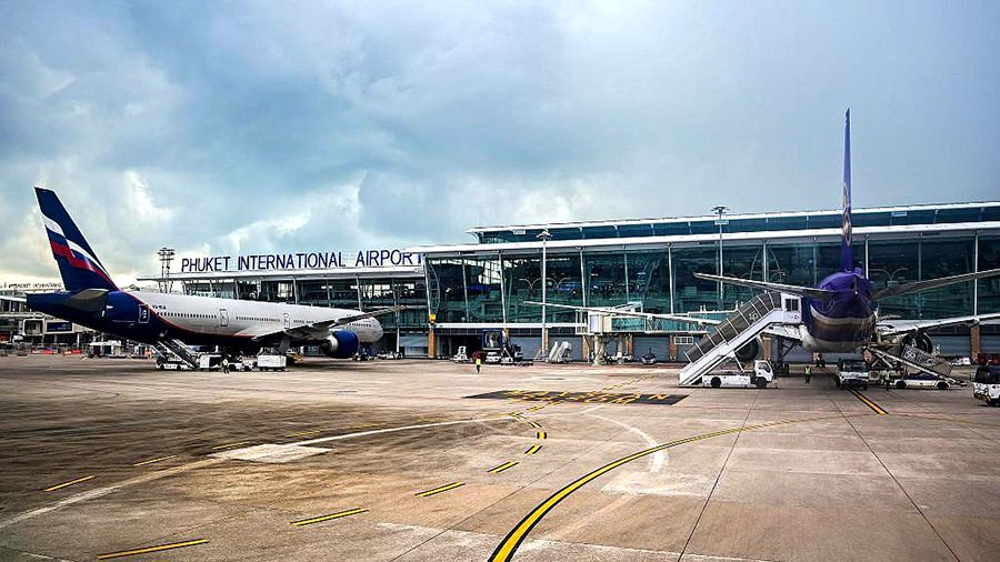 Phuket Airport prepares for eventual launch of tourist pilot project