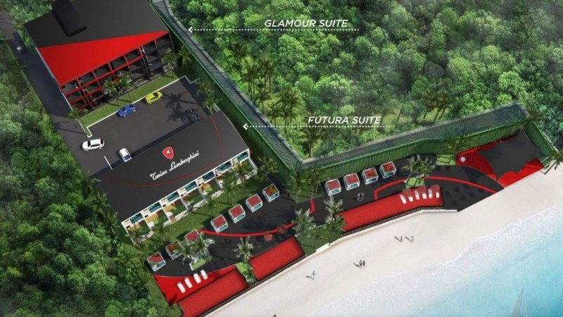 Tonino Lamborghini to launch luxury hotel in Phuket