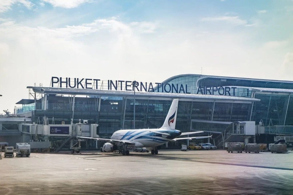 Minister declares Phuket Airport ready to welcome STV arrivals