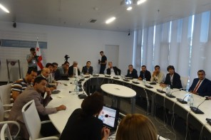 Business Georgia has organized first Business Tour on  Electric Power Industry