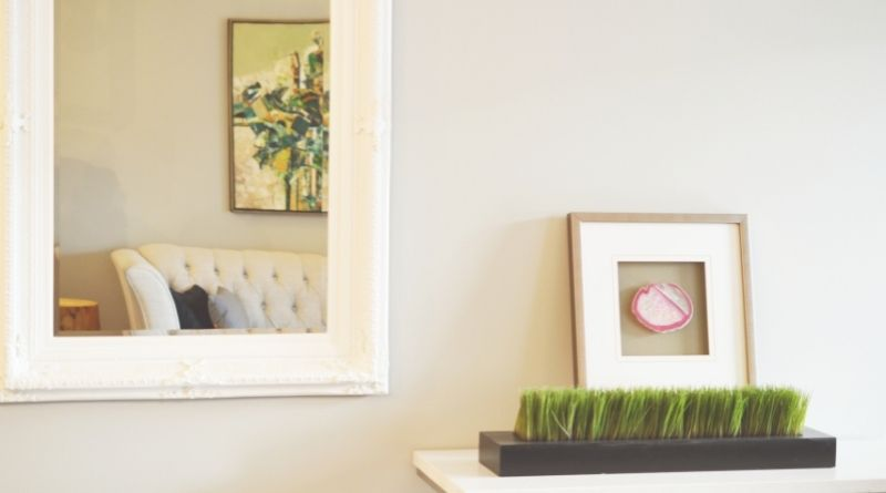 How to use Mirror as Decoration and Function