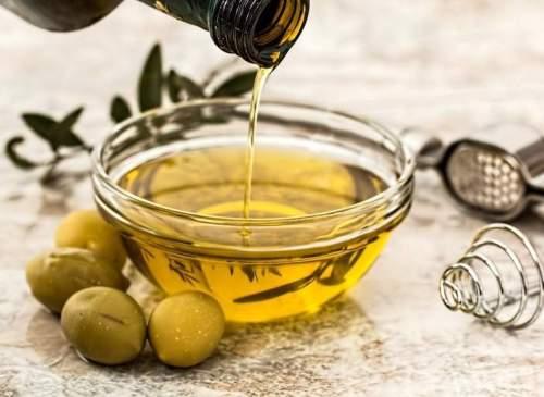 buying organic oil