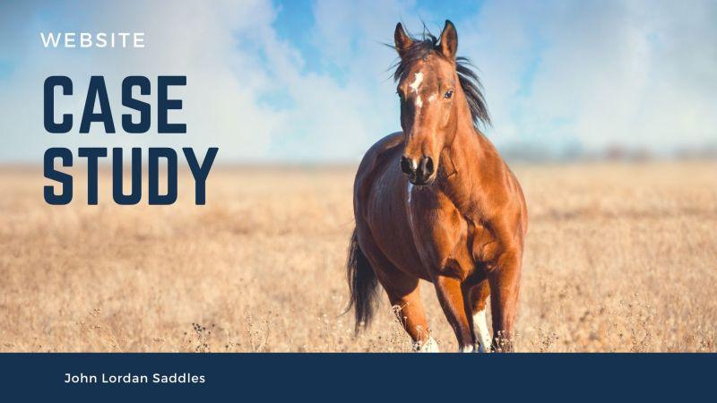 Case Study On Saddler's Website