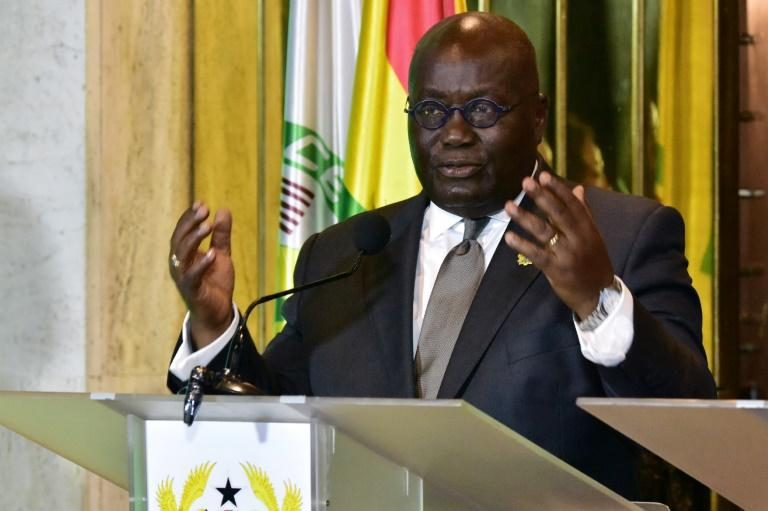 Ghana Akufo Addo - Ghana loses $190m grant over canceled power contract