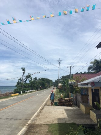 Road to Tubod Mar