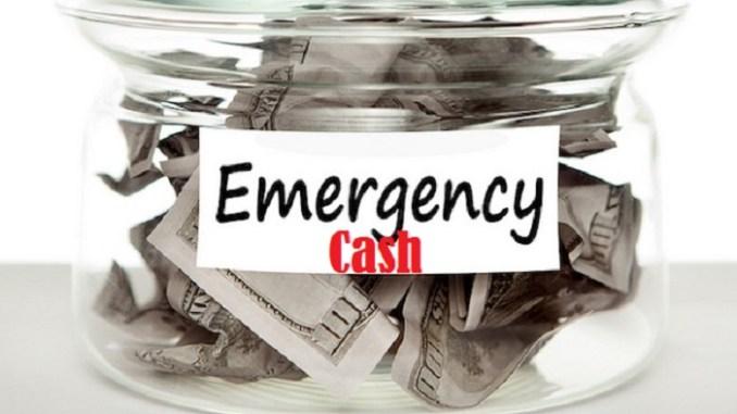 emergency fund buidling