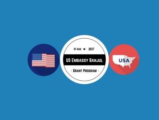 U.S. Embassy Banjul Gambia grant