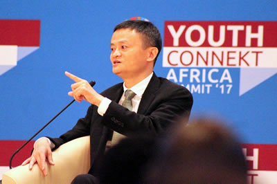 Chinese Billionaire Launches African Young Entrepreneurs Fund -$10 million
