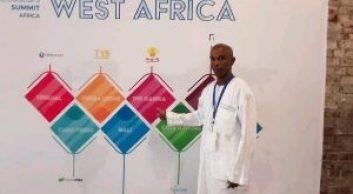 Gabriel Latjor Ndow CEO & Founder Nadji.bi Gambia