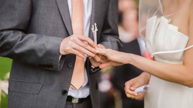 wedding plan couple