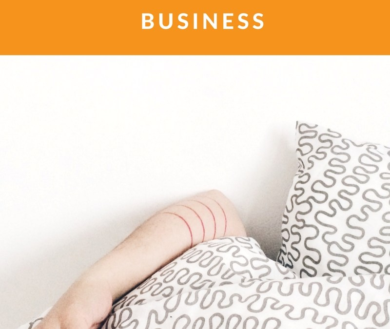 Stop Hiding Under the Covers | BE THE CEO