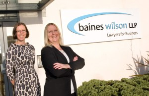 BAINES WILSON LLP TO SUPPORT FEMALE STUDENTS AT EVENT FOR INTERNATIONAL WOMEN'S DAY