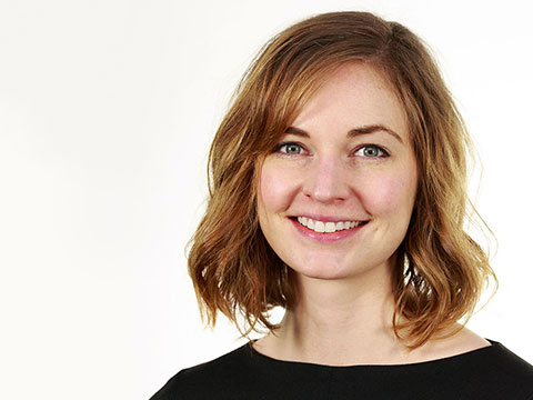 Newly appointed solicitor, Imogen Duck, at Baines Wilson based in Lancaster