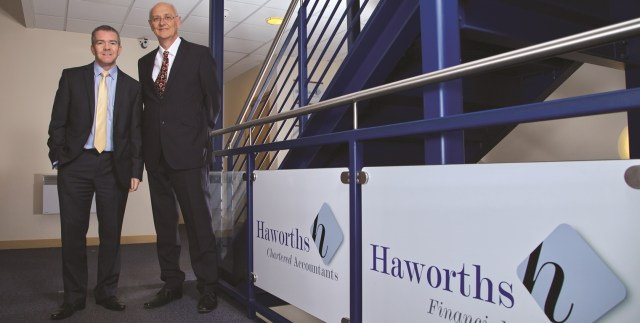 Haworths Chartered Accountants advises on six-figure acquisition