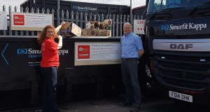 Smurfit Kappa Launches Recycling Scheme to Raise Funds for East Lancashire Hospice