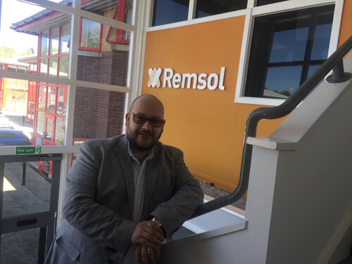 Remsol boss makes it into top 500 list of sustainability and CSR influencers