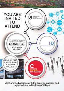 NWL Chamber of Commerce Community Connect and Choose Chorley Event