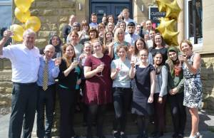Local Recruiters Achieve Gold Investors in People Accreditation