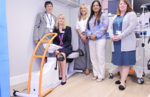 Building society funds new pre-op assessment suite