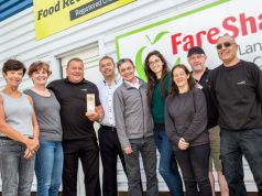 Recycling Lives' food charity named Team of the Year at National Recycling Awards