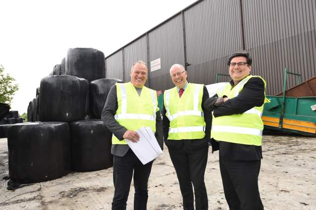Waste recycling business set for expansion with Rosebud investment