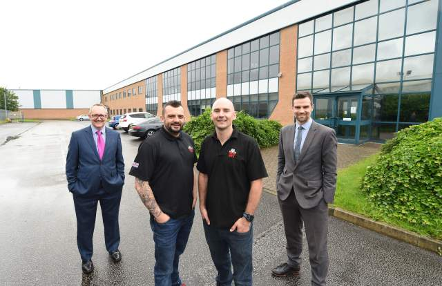 A Blackburn business which makes liquids for the e-cigarette industry is expanding again after buying new multi-million-pound premises in the town.